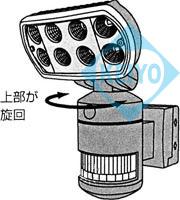 追尾式センサーライト, FS-960