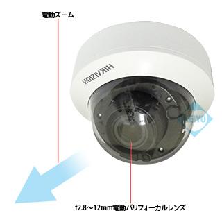 f2.8〜12mm 電動バリフォーカルレンズ