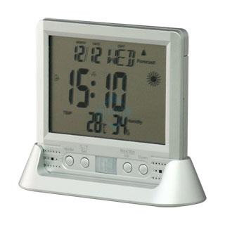 置時計型防犯カメラ HS-400