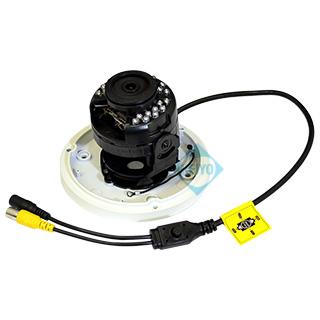 KS-2560D【赤外線LED暗視屋外用HD-TVI防犯カメラ】