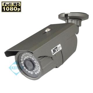 不可視赤外線LED搭載モデルの防犯カメラが新発売
