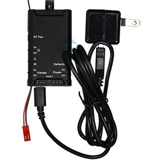 電源アダプター接続