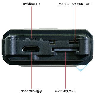 小型ビデオカメラ WiFI