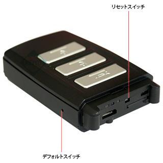 秘匿性が高い高性能小型ビデオカメラ