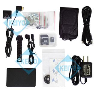 小型ビデオカメラ PMC-5S wifi