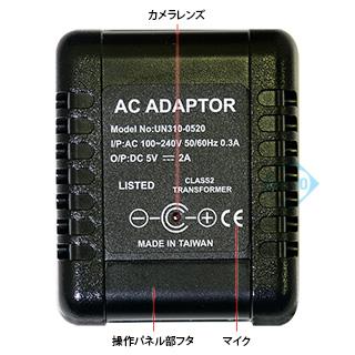 小型カメラ IPネットワーク