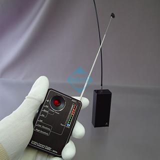 無線ディテクターモード