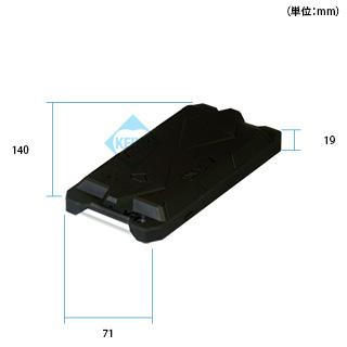 小型カメラ 寸法図