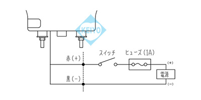 配線図, VL11F-D12N/3