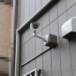SDカード 防犯カメラ 設置工事