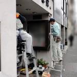 文京区 防犯カメラ工事