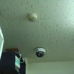 防犯カメラ設置工事 事務所