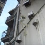 渋谷区 防犯カメラ工事
