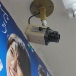 スーパーマーケット 防犯カメラ