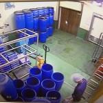 食品工場 セキュリティ 防犯カメラ
