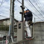 横浜市 防犯カメラ設置