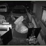 防犯カメラ映像 戸建住宅