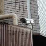 マンション 防犯カメラ