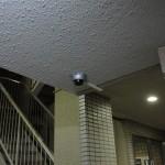 防犯カメラ 設置 マンション