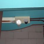 階段 防犯カメラ