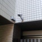 目黒区マンション SDカード防犯カメラ