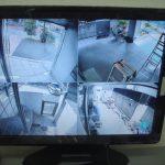 防犯レコーダー 録画映像