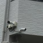 玄関 監視カメラ