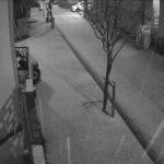 夜間 カメラ映像