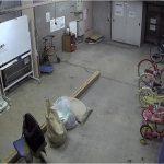 会議室 物置 監視カメラ