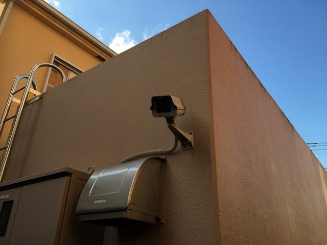 外壁 防雨 カメラ