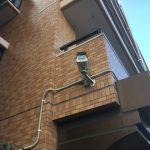 監視カメラ 配線工事