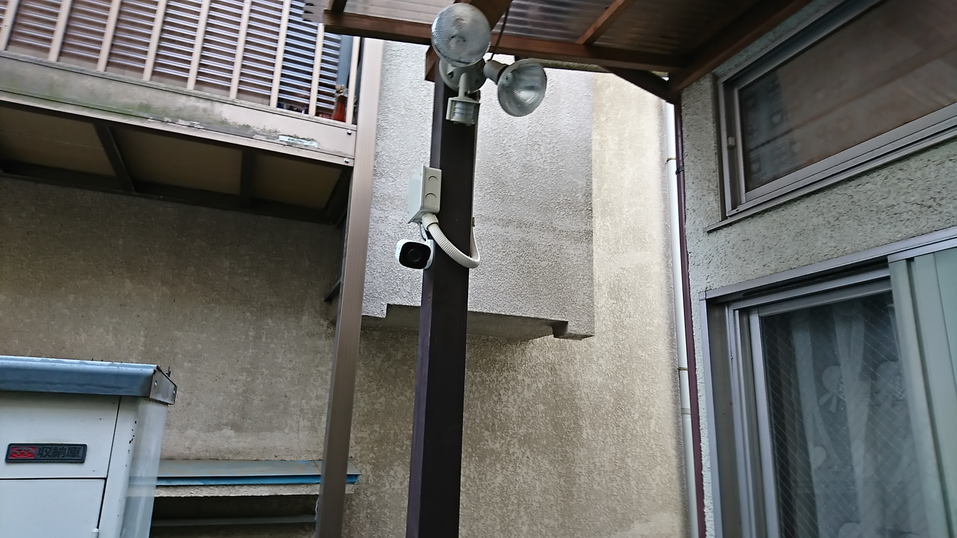 東京都板橋区戸建住宅 IPカメラ