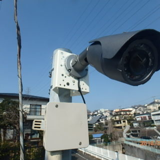 神奈川県川崎市商店街 カメラ